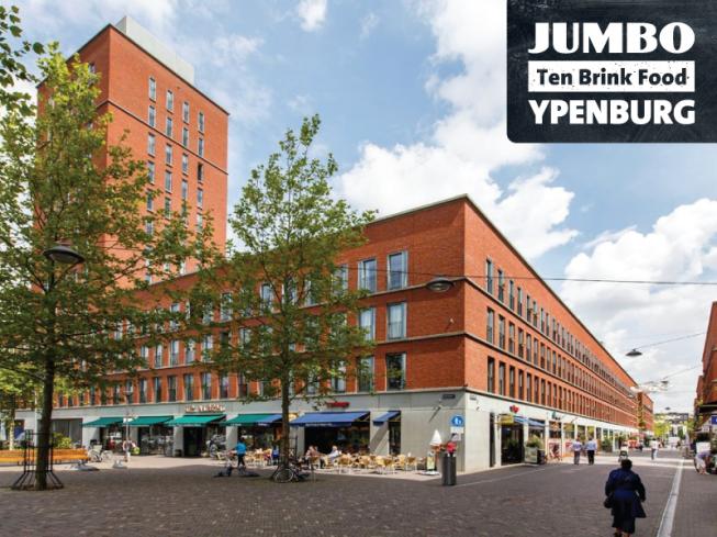 Ten Brink koopt Jumbo Ypenburg!