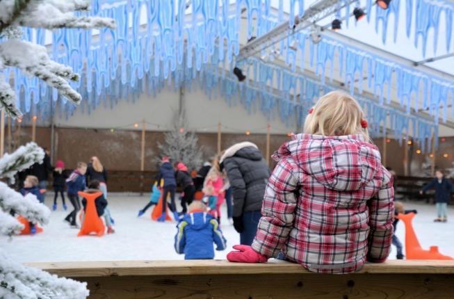 Kom schaatsen bij Archeon, want het is IJSTIJD!