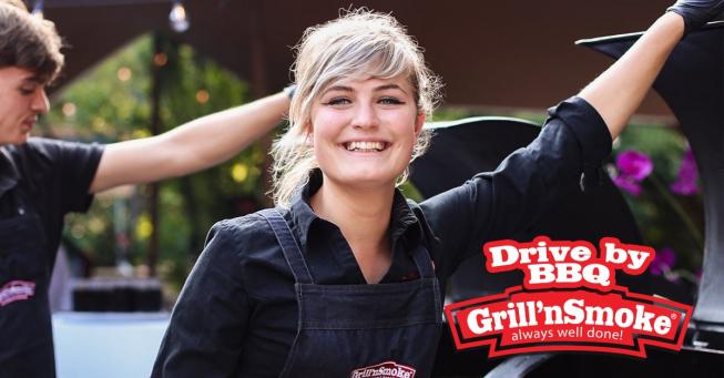 Grill'nSmoke BBQ Catering gaat weer vlammen