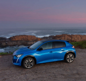PEUGEOT e-208 wint titel 'Electric Small Car of the Year' van Brits automagazine What Car?