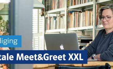 Digitale Meet&Greet XXL