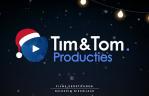Een animatie van jouw bedrijfslogo in een uniek kerstjasje!