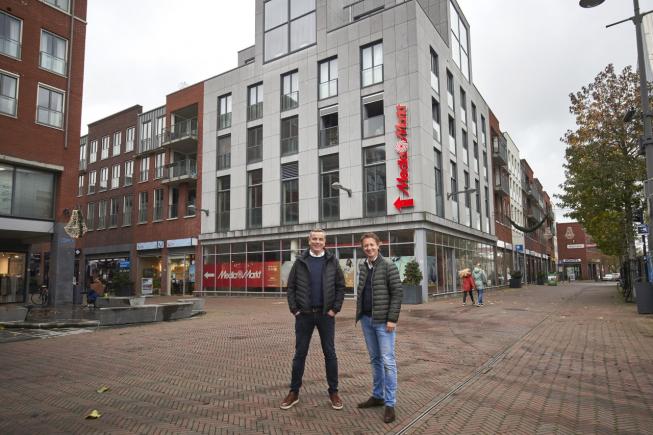JansenDeJong verwerft onroerend goed op Rijnplein