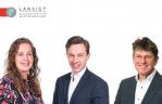 Lansigt benoemt drie nieuwe partners