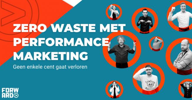 Nieuw Alphens bureau Forward Marketing introduceert: Zero waste marketing