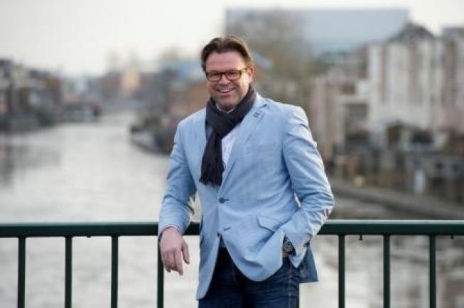 André ten Brink uitgever Alphen IntoBusiness
