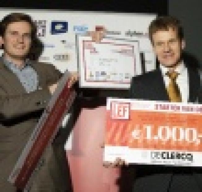 BHC wint 3e voorronde LEF Starterswedstrijd